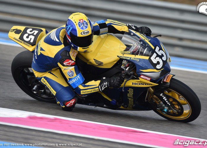 National Motos Team nr 55