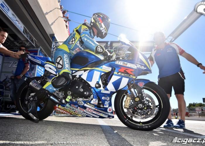 Suzuki wkracza do wyscigu Bol dOr 2015