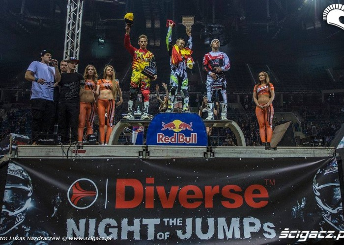 Diverse Night Of The Jumps Krakow 2015
