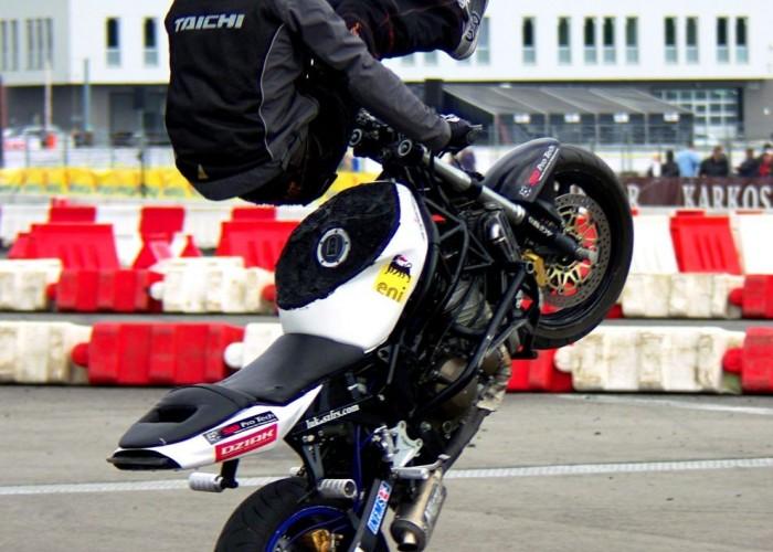 Lukasz FRS skok Drift Masters Grand Prix 2015