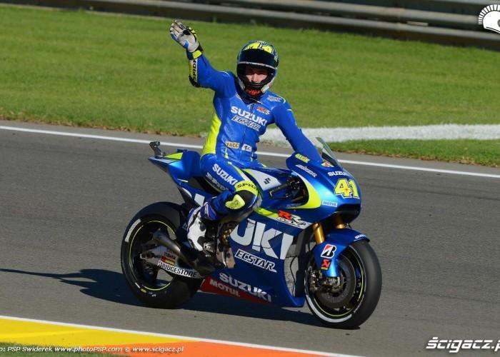 Aleix Espargaro GP Walencji 2015