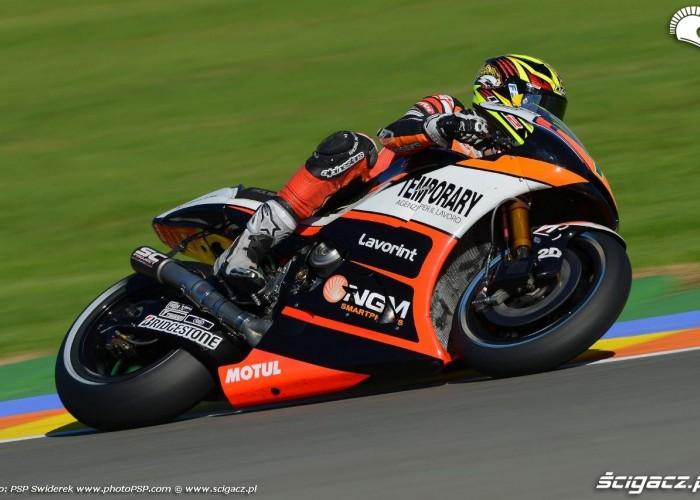 Baz Loris GP Walencji 2015