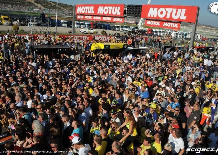 GP Walencji 2015 fani