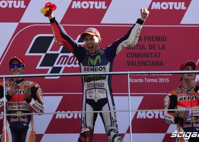 Grand Prix Valencja 2015