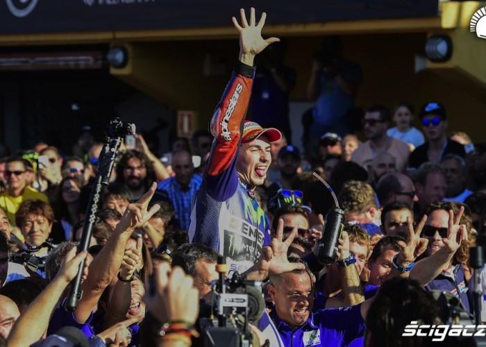 Grand Prix Valencja 2015 Champion