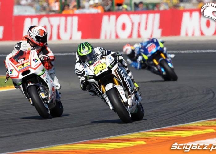 Grand Prix Valencja 2015 Crushlow