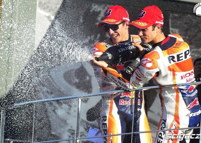 Grand Prix Valencja 2015 Dani Marc