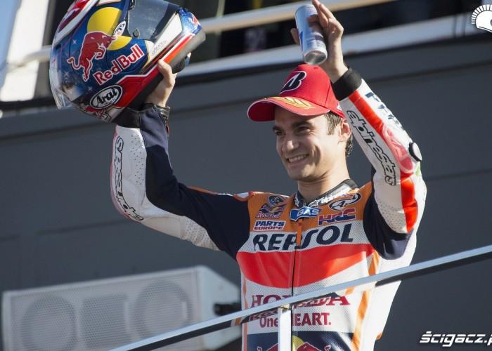 Grand Prix Valencja 2015 Dani Pedrosa