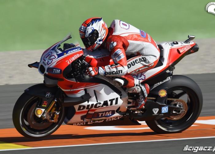 Grand Prix Valencja 2015 Dovi