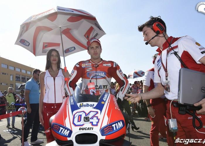 Grand Prix Valencja 2015 Dovizioso