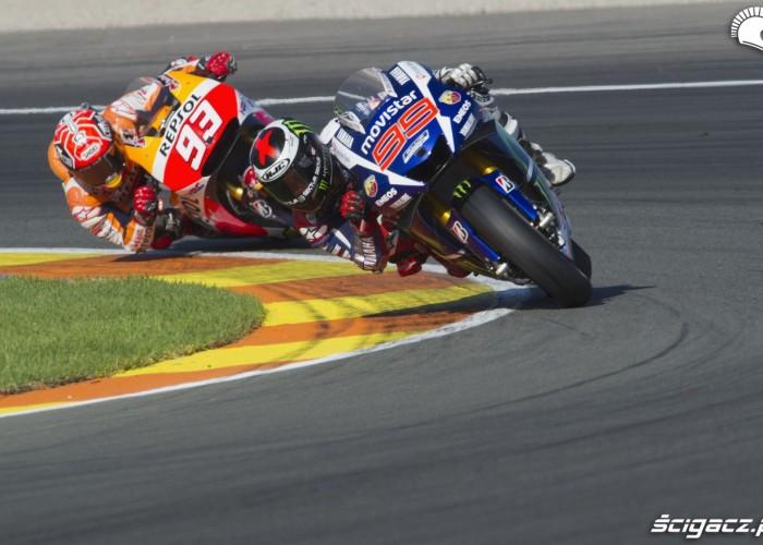 Grand Prix Valencja 2015 Lorenzo Marquez wyscig