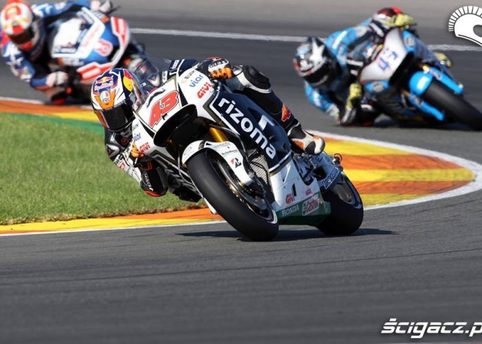 Grand Prix Valencja 2015 Miller