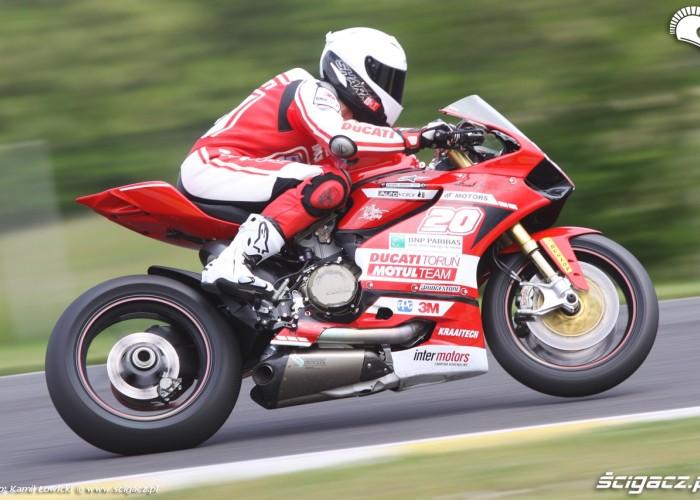 Ducati Pannonia Ring 2015