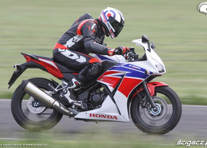 Honda CBR Pannonia Ring 2015