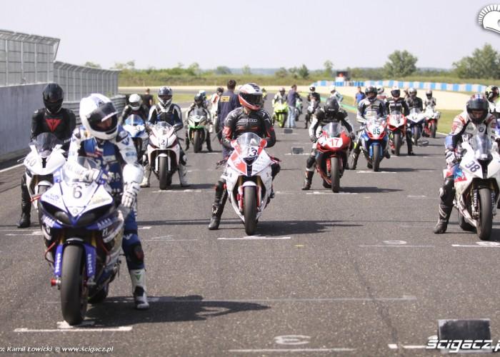 Klasa Superbike Pannonia Ring 2015