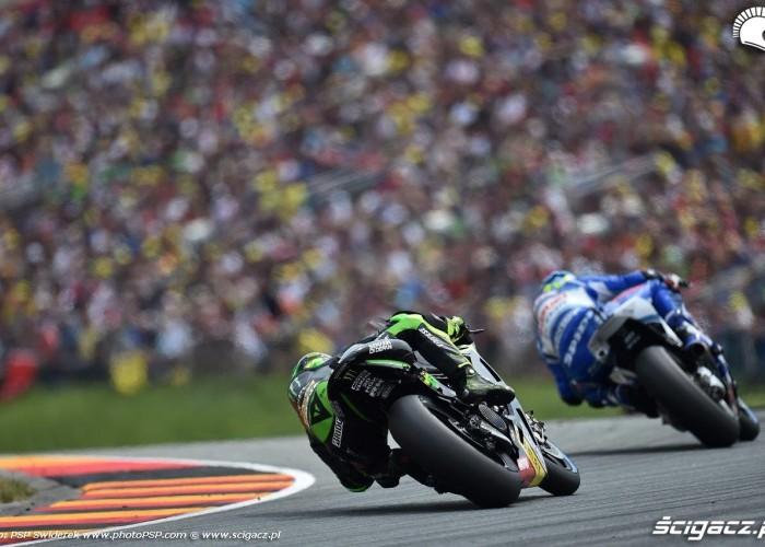 GP Niemiec 2015 rywalizacja