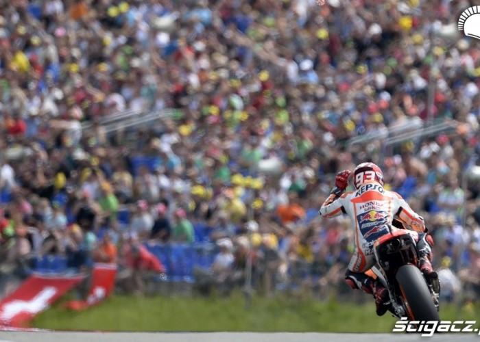 Marquez GP Niemiec Sachsenring