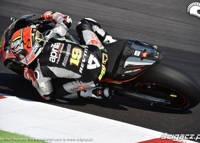 aprilia racing motogp misano 2015