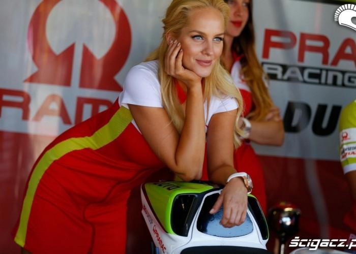 hostessy motogp 2015 blond pramac
