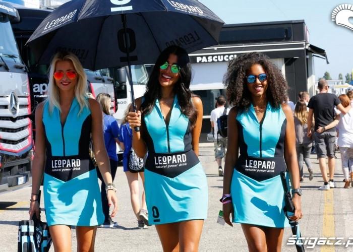 hostessy motogp 2015 leopard
