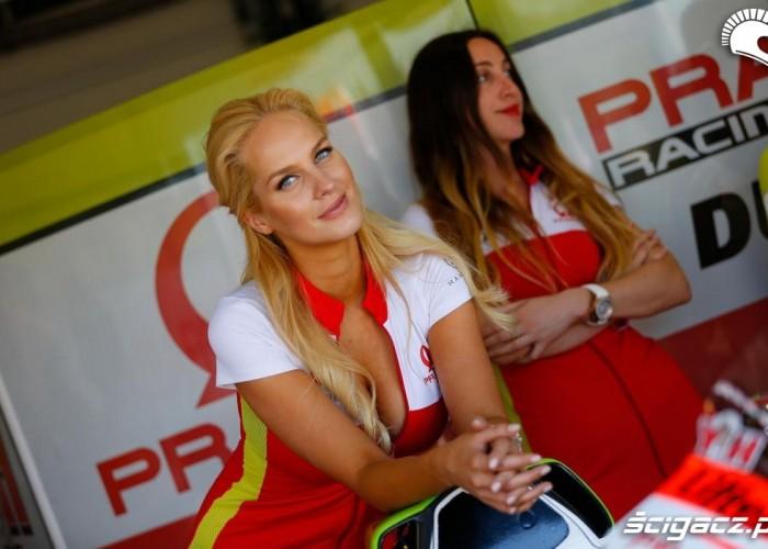 hostessy motogp 2015 pramac