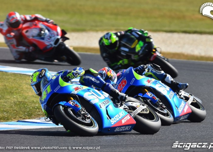 aleix vs maverick gp australii