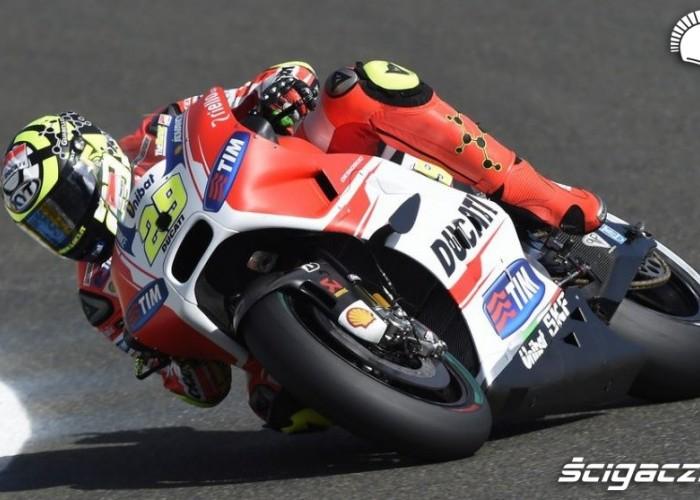 Ducati na Le Mans