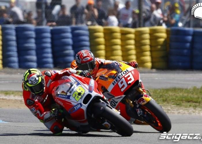 Honda vs Ducati