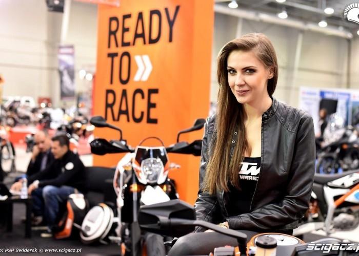 KTM Wystawa motocykli i skuterow 2015