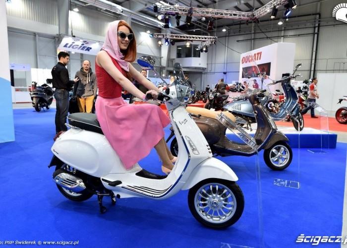 Klimat Wloch Wystawa motocykli i skuterow 2015