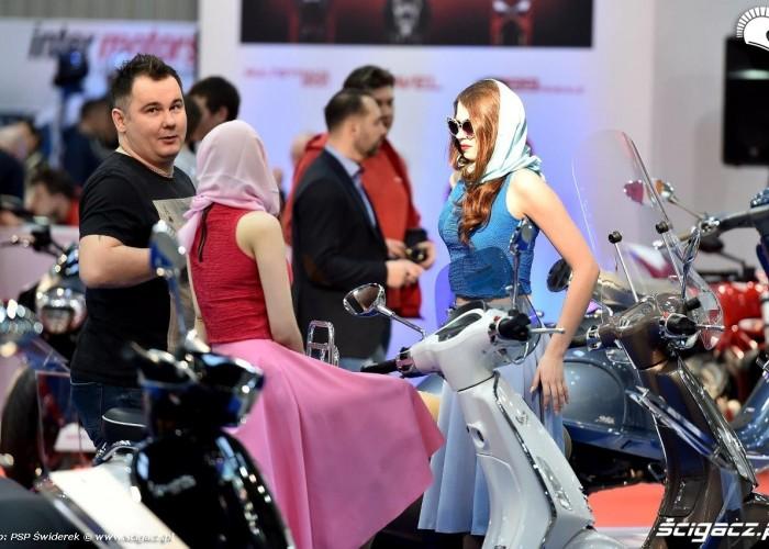 Wloszki Wystawa motocykli i skuterow 2015