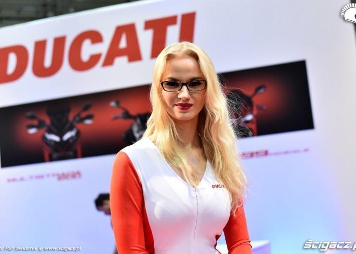 Wystawa motocykli i skuterow 2015 Ducati