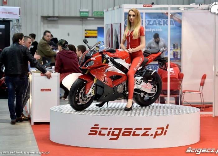 Wystawa motocykli i skuterow 2015 podest Scigacz