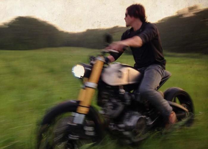 Daryl w akcji