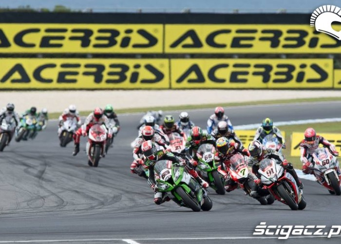 world superbike 2015 po starcie