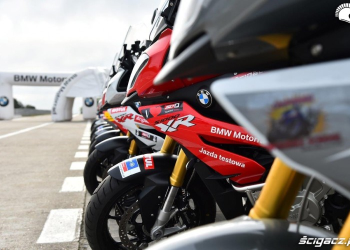 BMW California Superbike School Poznan