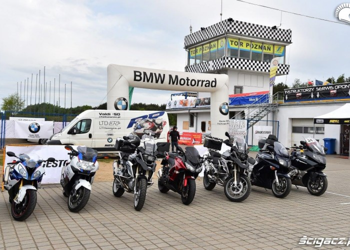 Tor POznan California Superbike School Poznan