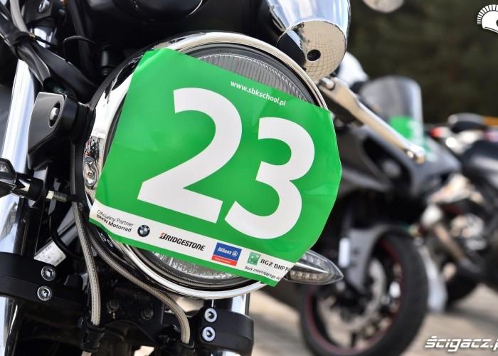 Zieloni California Superbike School Poznan