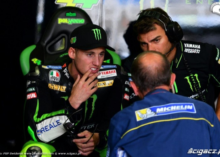 Dyskusje Grand Prix Niemiec Sachsenring 2016