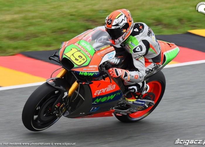 Grand Prix Niemiec 2016 Sachsenring Bautista