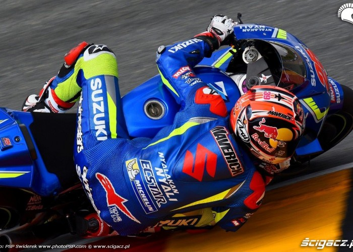 Grand Prix Niemiec Sachsenring 2016 Vinales