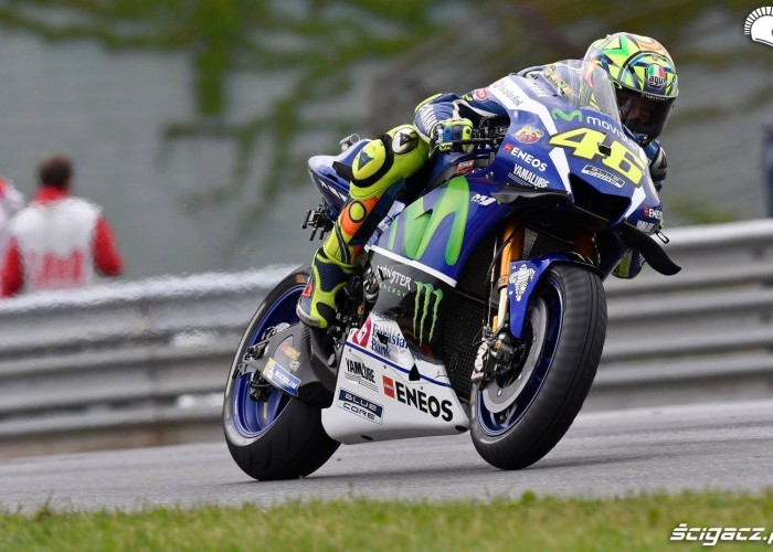 MotoGP Sachsenring 2016 Rossi