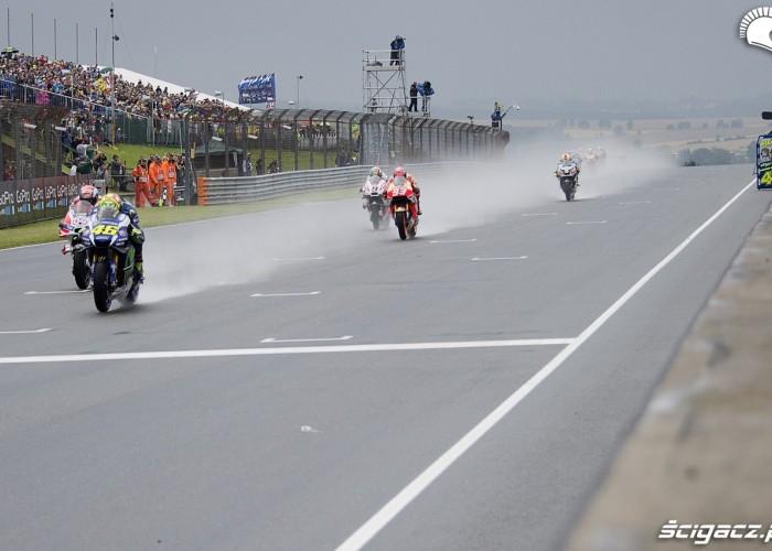 MotoGP Sachsenring 2016 poczatek