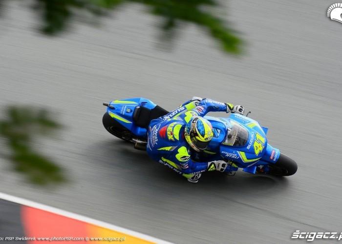 Suzuki Grand Prix Niemiec Sachsenring 2016