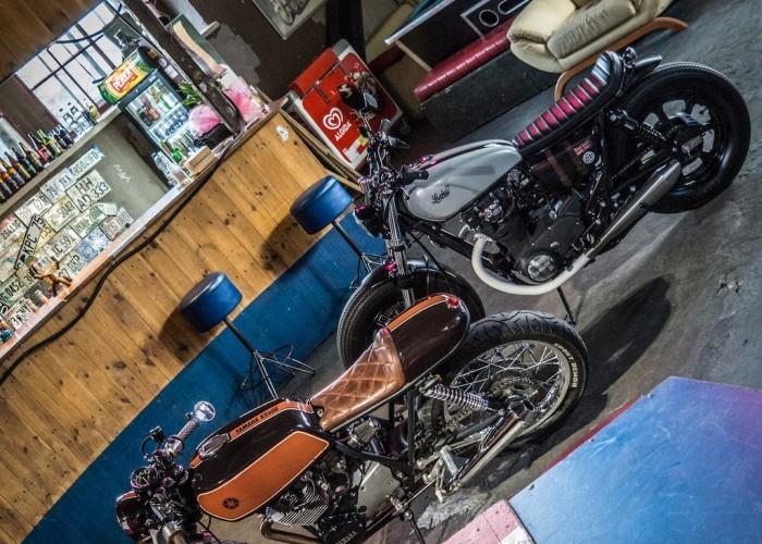 gentleman s ride warszawa foto