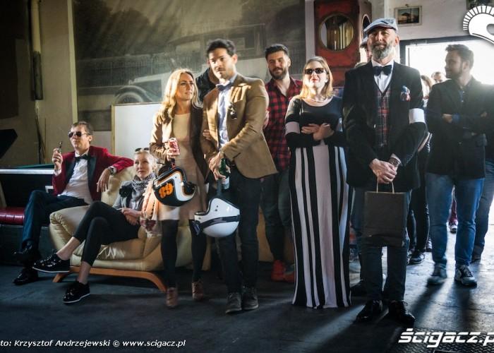 gentleman s ride warszawa uczestnicy