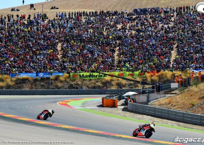 Aprilia TeamGrand Prix Aragonii 2016 MotoGP