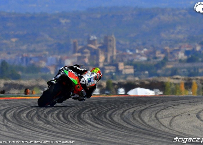 Bautista Grand Prix Aragonii 2016 MotoGP