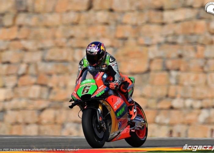 Bradl Grand Prix Aragonii 2016