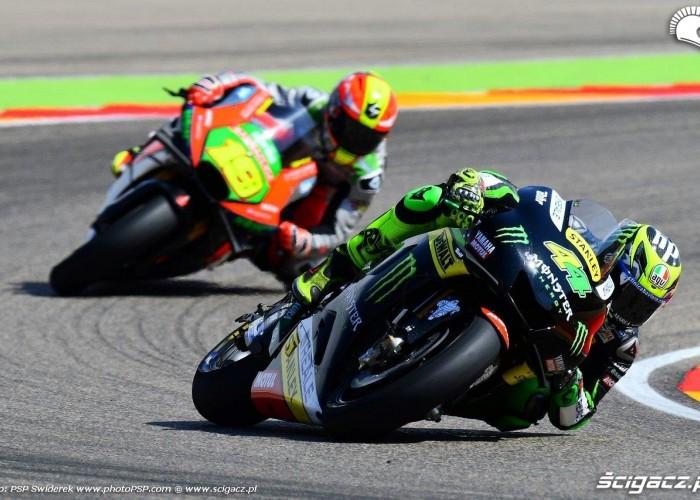 EspargaroGrand Prix Aragonii 2016 MotoGP